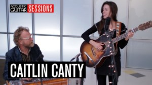 Acoustic Guitar Sessions Presents Caitlin Canty