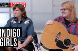 Acoustic Guitar Sessions Presents Indigo Girls
