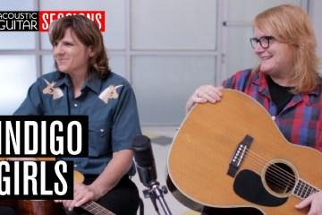 Acoustic Guitar Sessions Presents Indigo Girls