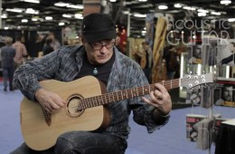 Don Alder Acoustic Guitar Session NAMM 2016