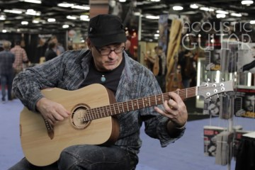 Don Alder Acoustic Guitar Session NAMM 2016