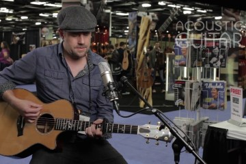 Jesse Brewster Acoustic Guitar Session NAMM 2016