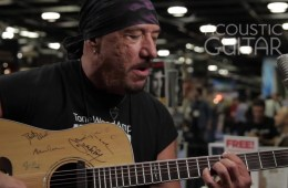 Mike Gallagher Acoustic Guitar Session NAMM 2016