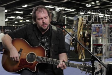 Thomas Claxton Acoustic Guitar Session NAMM 2016