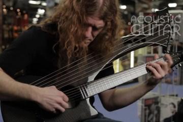 Edit Tim Bertsch Acoustic Guitar Session NAMM 2016
