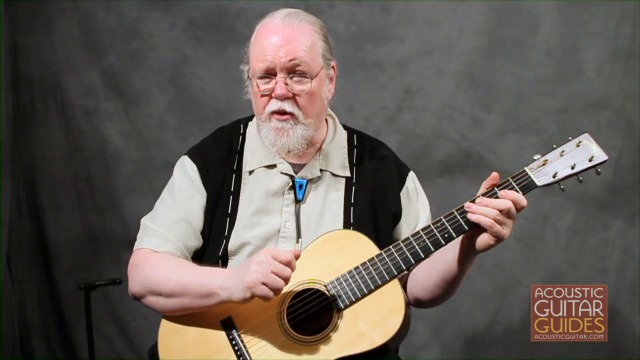 """This Excerpt from """"Acoustic Blues Guitar Basics"""" Will Show You How to Play the Backbone of Blues, the Shuffle."""