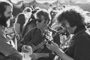 Golden State Country Bluegrass Festival Jerry Garcia Steve Martin John McEuen