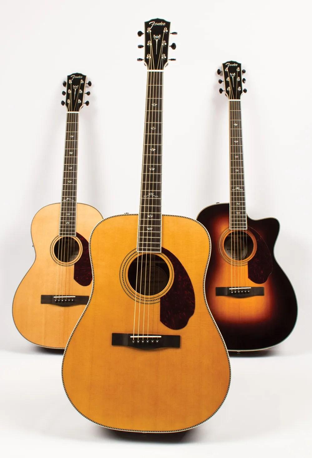 Yamaha Solid Wood Acoustic