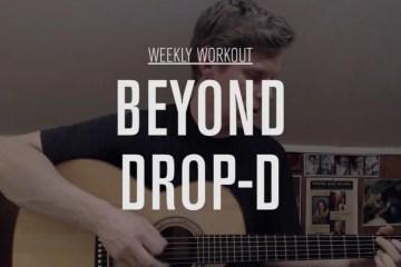 drop d lesson