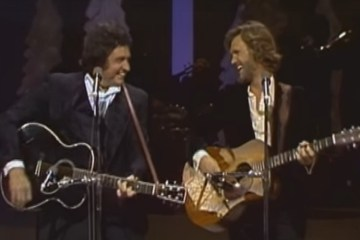 Kris Kristofferson Johnny Cash Sunday Morning Coming Down Happy Birthday