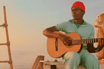 Seu Jorge David Bowie A Life Aquatic Wes Anderson photo