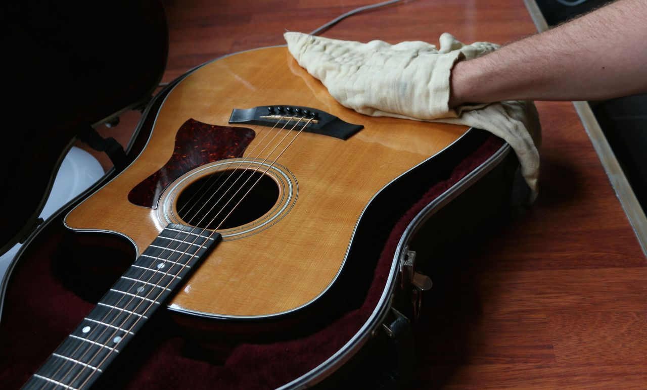 diy maintenance how to make your acoustic guitar play better than rh acousticguitar com Guitar Pick Up Wiring Schematics Two Single Coil Guitar Wiring Diagram