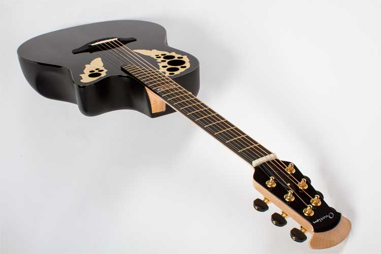 gear review ovation guitar marks a milestone with a limited edition