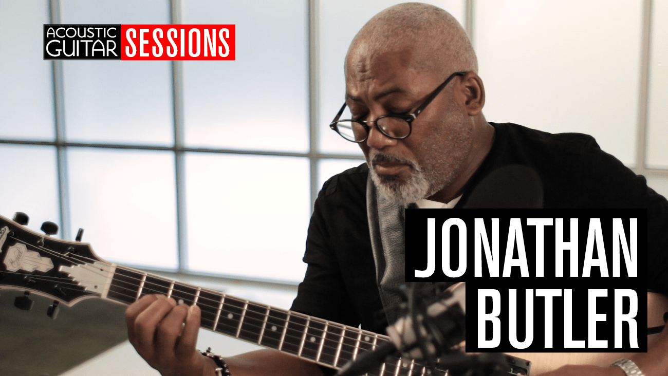 Acoustic Guitar Sessions Presents Jonathan Butler Acoustic Guitar