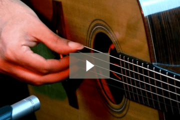 Clive Carroll Gives A Fingerstyle Workout Master Class