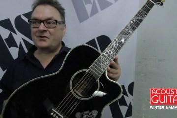 Takamine Guitars WInter NAMM 2017 Magome