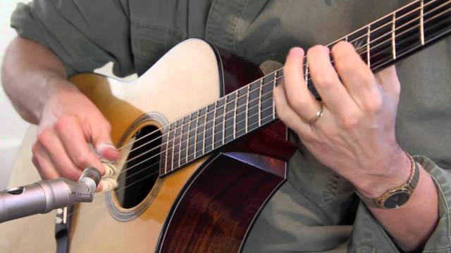 Learn a Traditional Hymn in DADGAD Tuning – Acoustic Guitar
