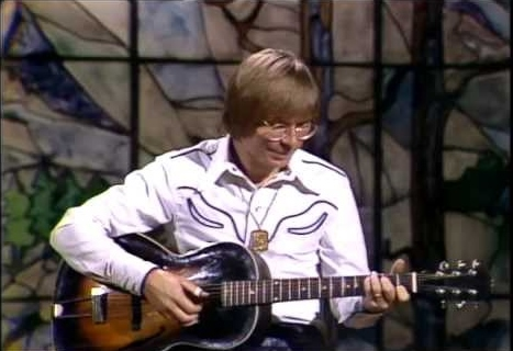 "Throwback Thursday: John Denver Plays ""This Old Guitar"" – Acoustic ..."