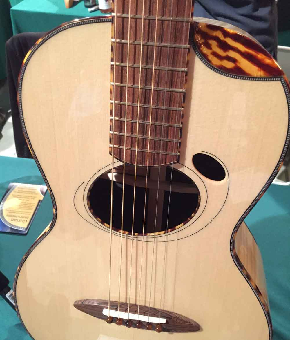 Photo Recap: Woodstock Invitational Luthiers Showcase 2017