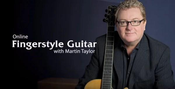 Jazz Chord Improvisation Lesson with Martin Taylor