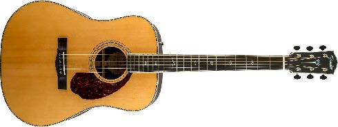 PM-1 Deluxe Dreadnought, Natural Domestic