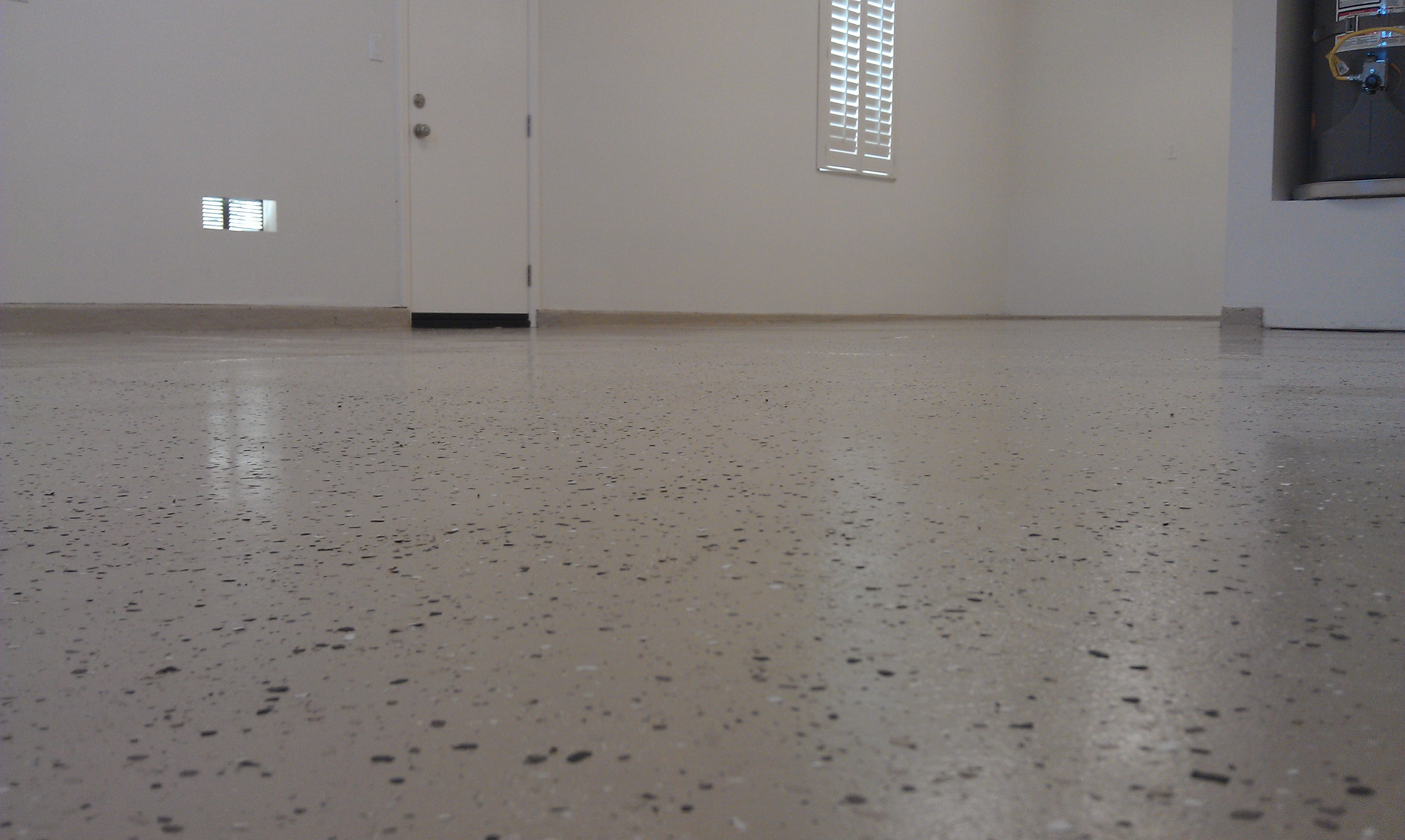 Garage Floor Epoxy Service Now Offering Epoxy Floor Coating Services Acoustic Removal Experts