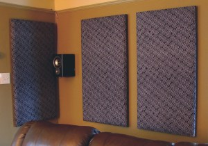 Acoustic Sound Absorbing Wall Panels