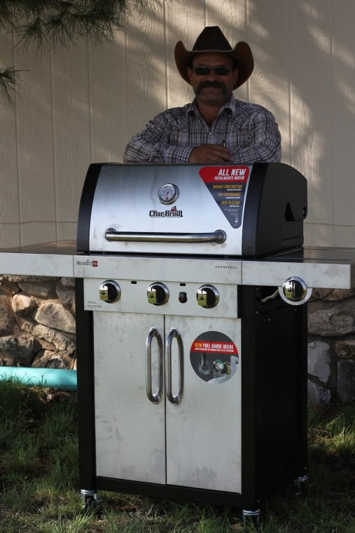 Char-Broil Commercial Series™ 3 Burner Gas Grill