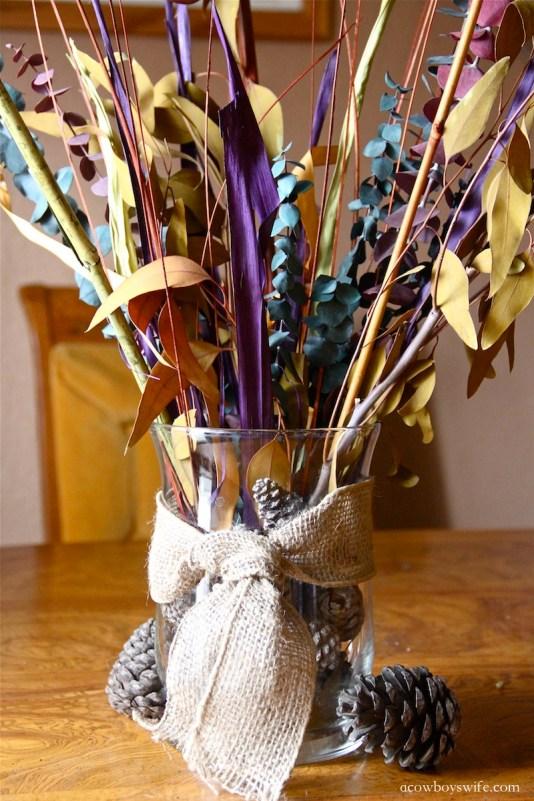 Thanksgiving Flower Craft