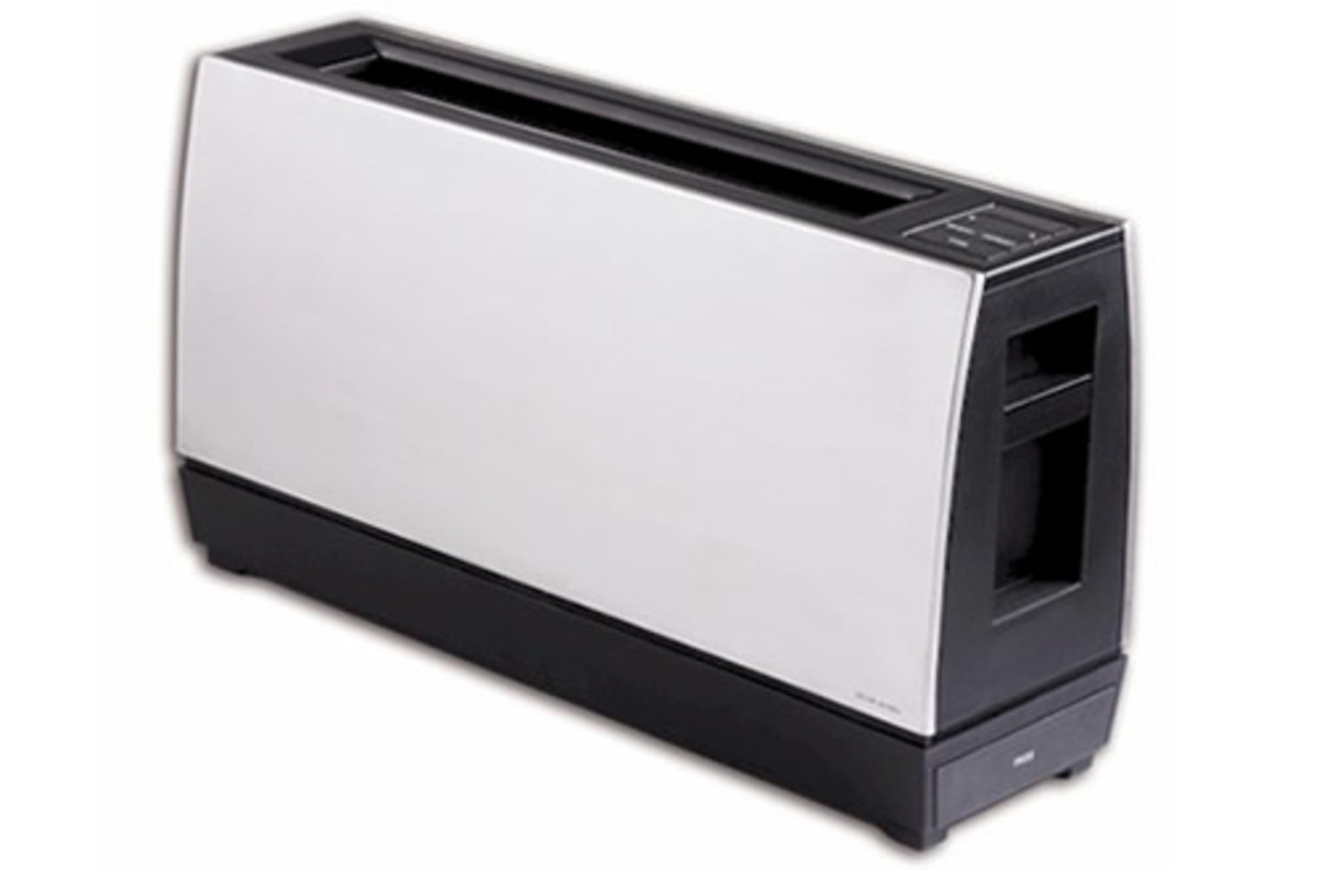 Contemporary Kitchen Jacob Jensen One Slot Toaster - Acquire