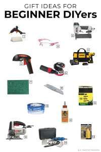 Gifts for DIYers | Perfect Gift Ideas for the Beginner ...