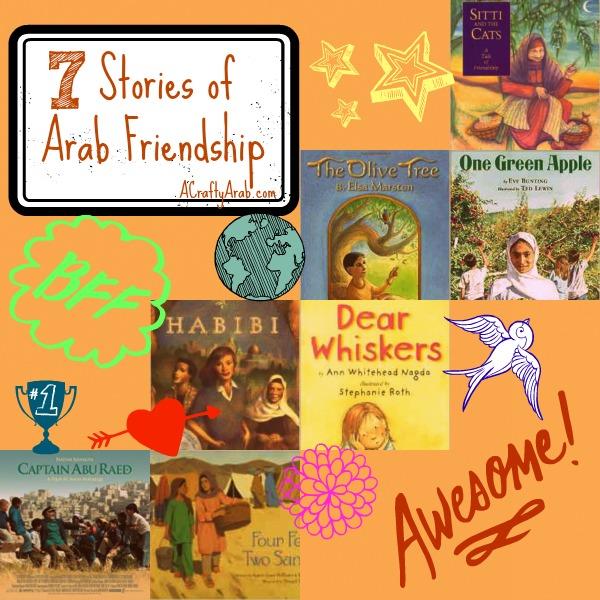 A Crafty Arab 7 Stories Of  Arab Friendship