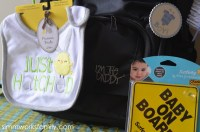 Baby Shower Gift Ideas for Second Baby - A Crafty Spoonful