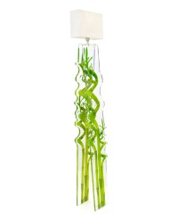 Bamboo floor lamp - Acrila USA