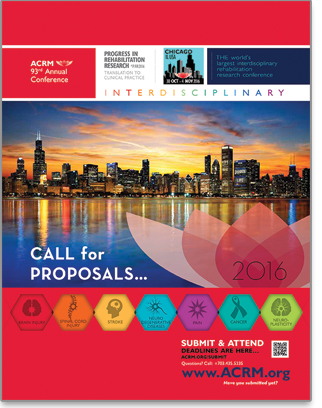 Call for Proposals 2016 - ACRM