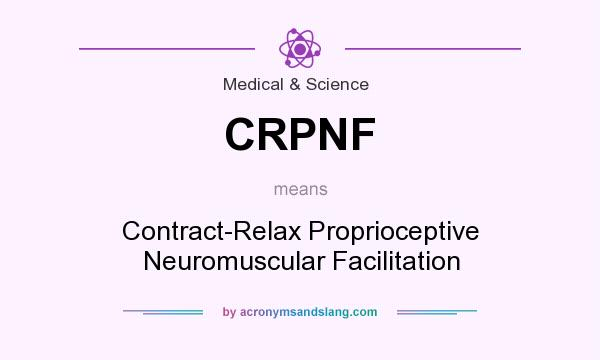 What does CRPNF mean? - Definition of CRPNF - CRPNF stands for