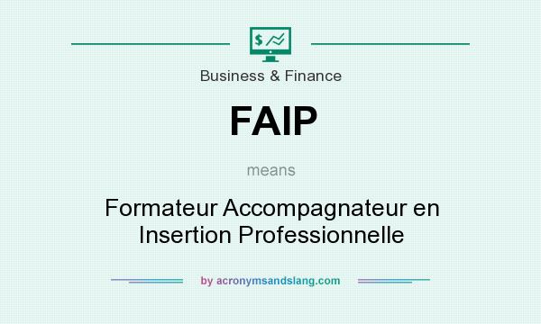 cv formateur en insertion professionnelle