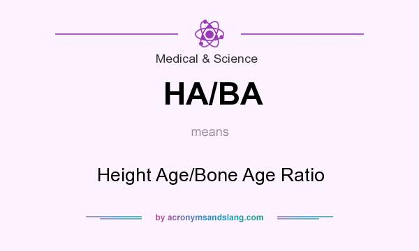 What does HA/BA mean? - Definition of HA/BA - HA/BA stands for - ba stands for