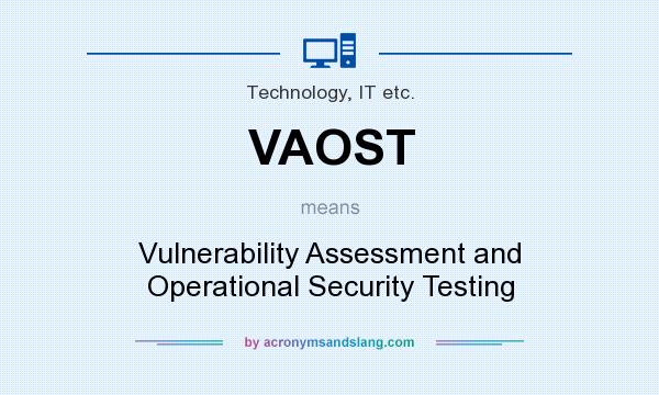 What does VAOST mean? - Definition of VAOST - VAOST stands for