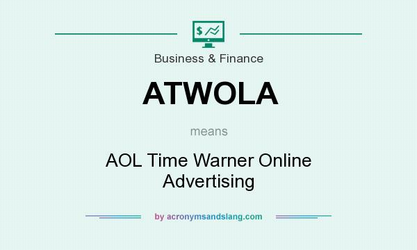 What does ATWOLA mean? - Definition of ATWOLA - ATWOLA stands for