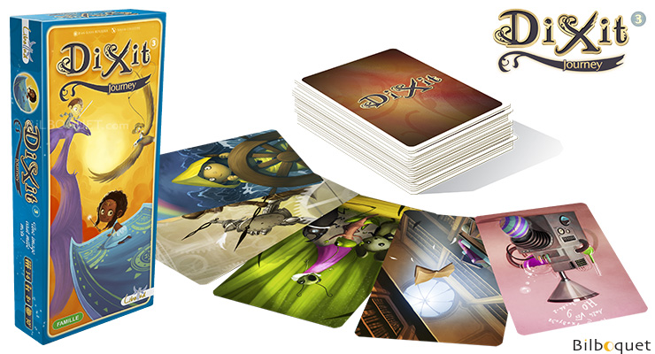 Dixit Journey Expansion Across The Board Game Cafe