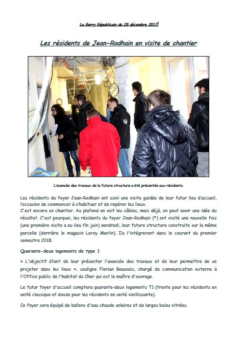 Jean Rodhain_visite chantier_presse_dec2017