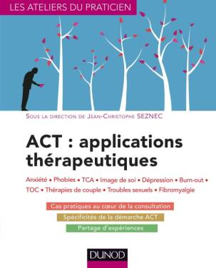 Livre ACT  Applications Therapeutiques
