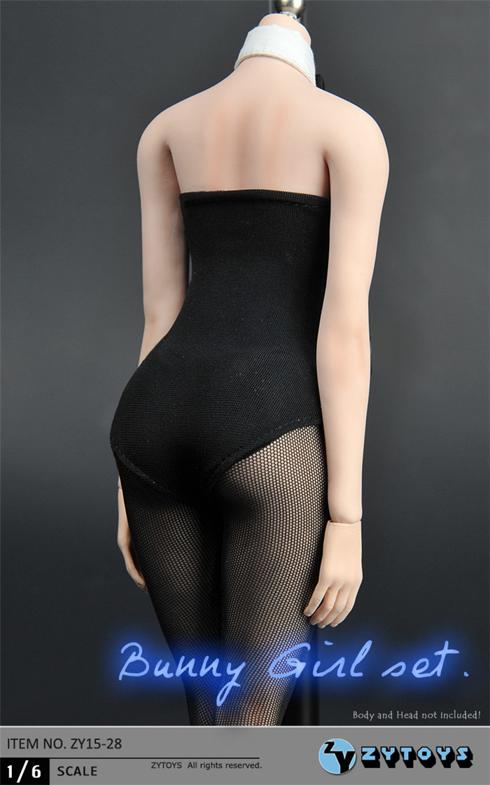 zy toys bunny girl outfit