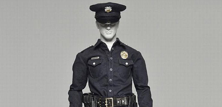 Toys City Lapd Uniform