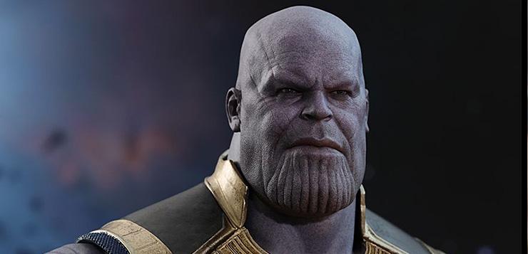 Iori Yagami Wallpaper 3d Hot Toys Thanos Avengers Infinity War