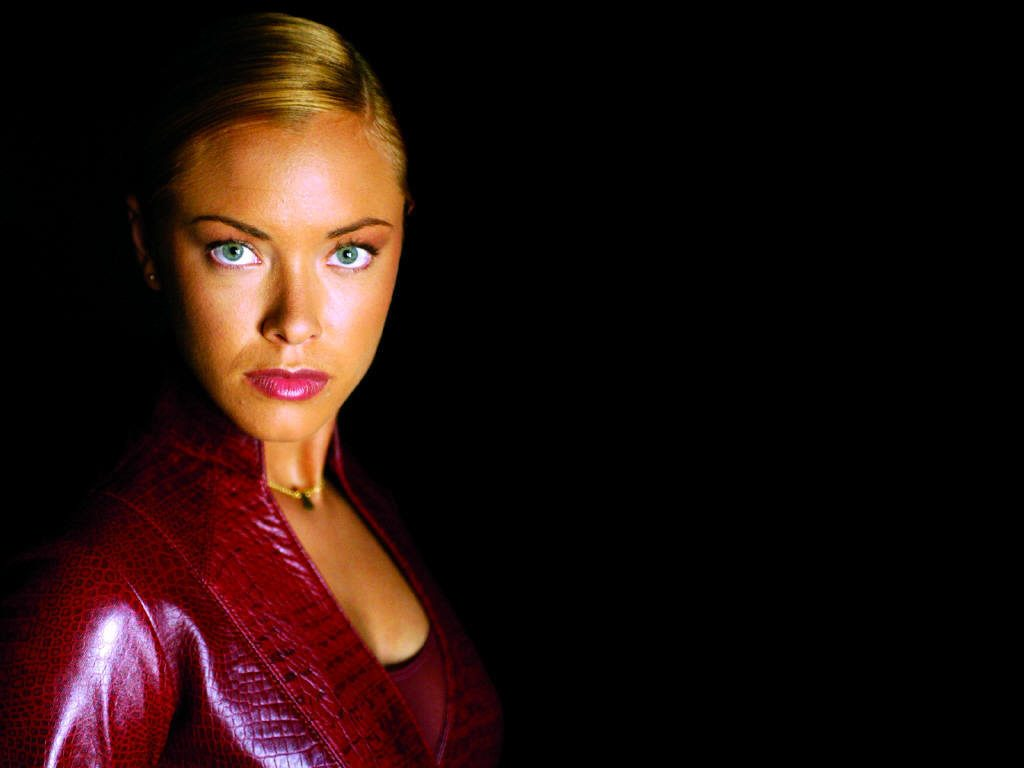 Famous Wallpapers For Girls Celebrating Kristanna Loken On Woman Crush Wednesday