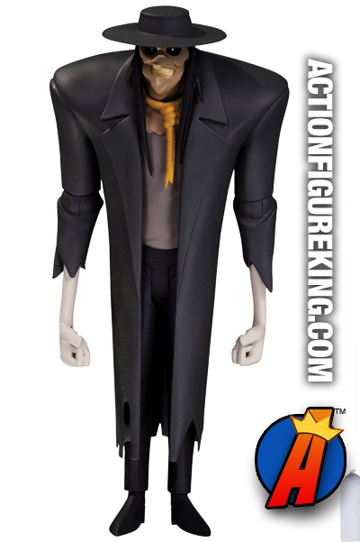 DC Collectibles The New BATMAN Adventures \u2013 SCARECROW 6-Inch Scale