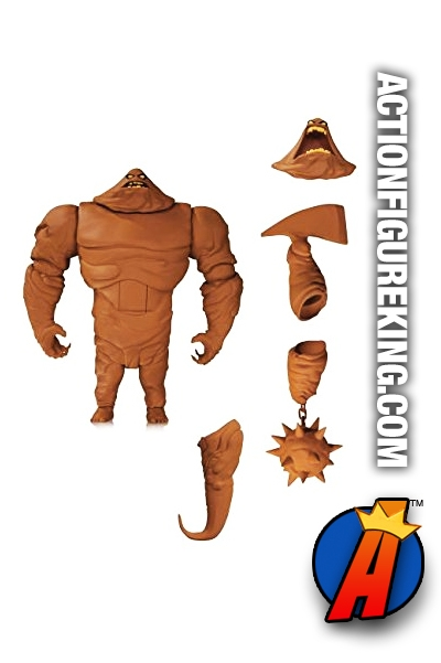 DC Collectibles The New BATMAN Adventures \u2013 Deluxe CLAYFACE 6-Inch
