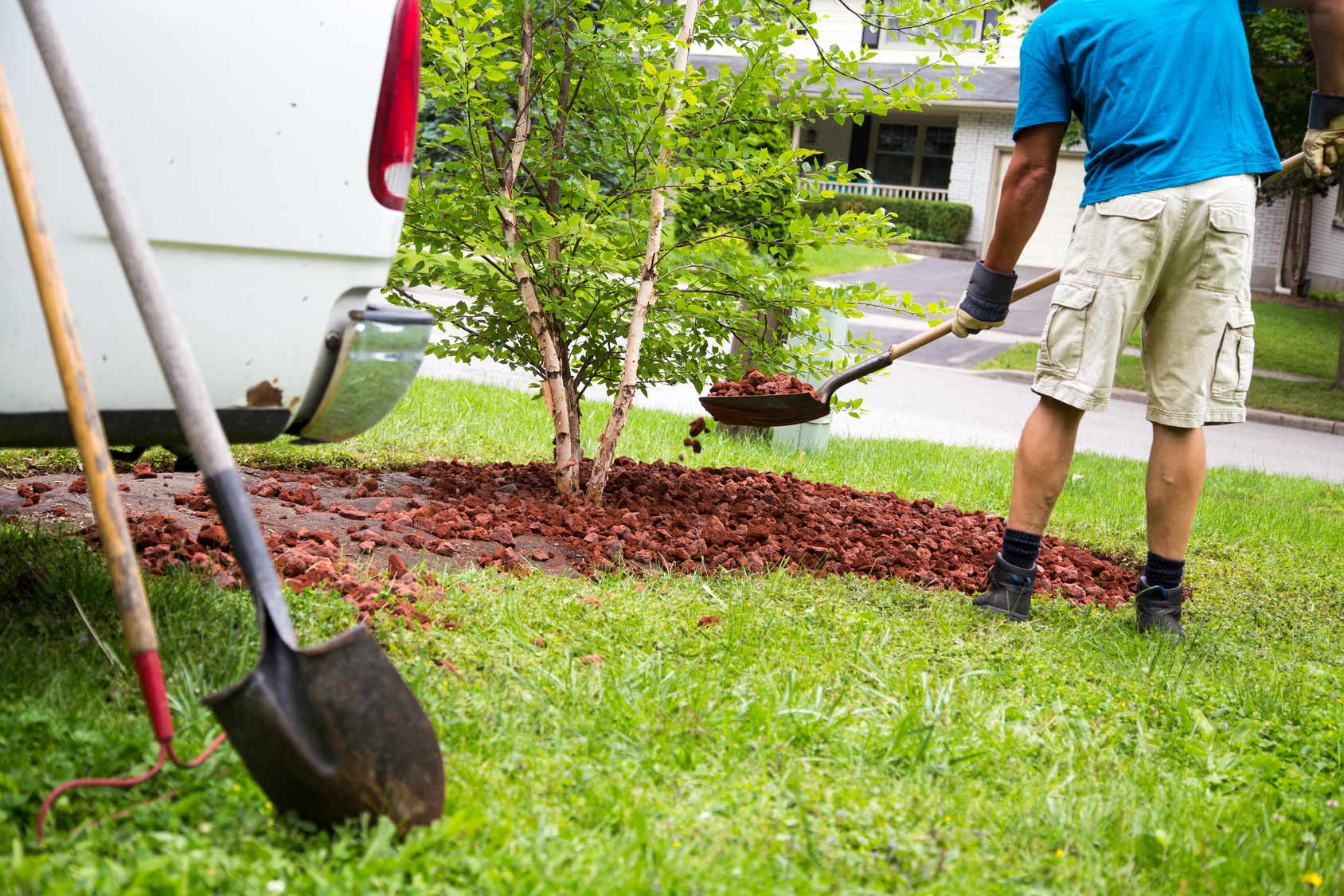 Landscaping Company 4 Advantages Of Hiring A Professional Landscaping Company